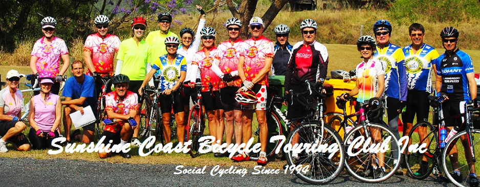 SCBTC's Members Ride Picture Oct 2012